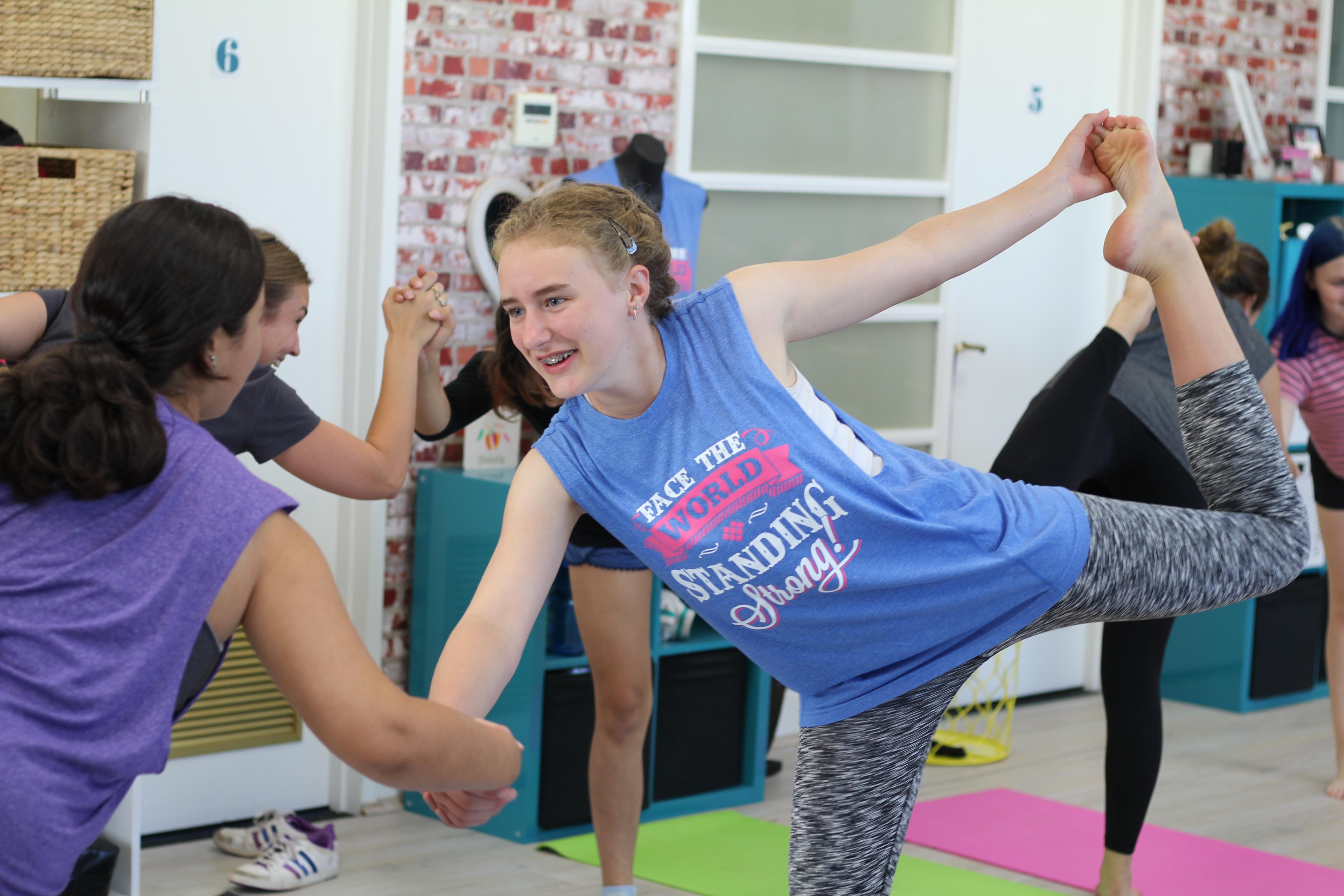 Girls 11-16yrs Confidence, Self Esteem & Resilience Workshop