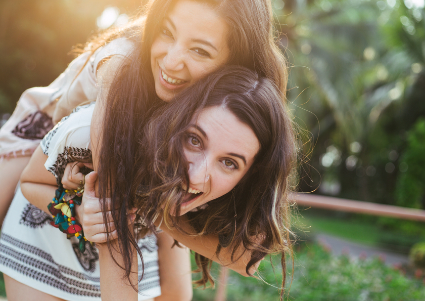 Teen Girls Confidence